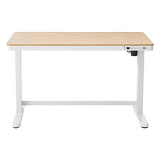 Kristal Height-Adjustable 1 Drawer Electric Sit & Stand Desk