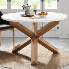 Zora Round Dining Table