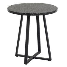 Tella Metal & Terrazzo Dining Table
