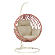 Kealey Al Fresco Hanging Chair with Base