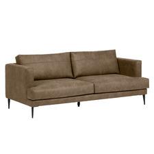 Beattie 2 Seater Faux Leather Sofa