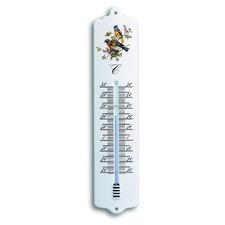 Birds Prints Indoor/Outdoor Thermometer