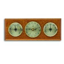Horizontal Weather Station