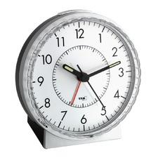 7.8cm Silent Sweep Movement Electronic Alarm Clock
