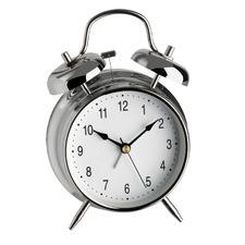 11.7cm Nostalgia Electronic Alarm Clock with Double Bells Alarm