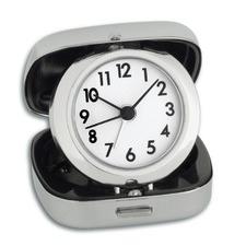 Pop-Up Metal Box Electronic Alarm Clock