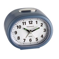 Analogue Display Electronic Alarm Clock with Snooze Function