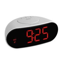 White LED Alarm Clock