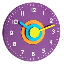 23cm Polo Design Wall Clock