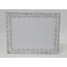 8x10 Large Victoria Lace Photo Frame