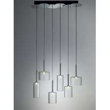 Replica Spillray 6 Light Pendant