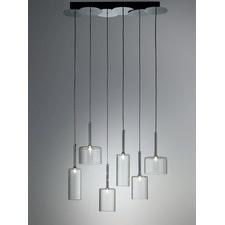 Spillray Replica 6 Light Pendant