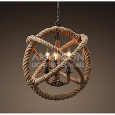 Foucault's Rope Chandelier Replica