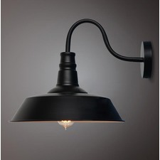 Industrial Steel Wall Lamp