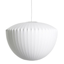 White George Nelson Replica Apple Pendant Light