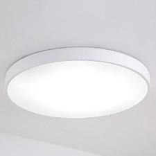 White Macarons LED Oyster Light