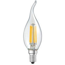 4W E14 C35 Flame Warm White LED Bulb