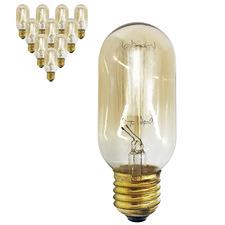 40W Reem Filament E27 Bulbs (Set of 10)