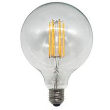 6W G125 Filament LED E27 Bulb