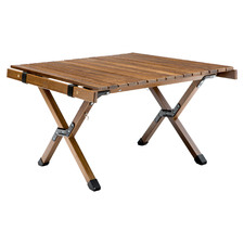 Foldable Bamboo Outdoor Camping Table