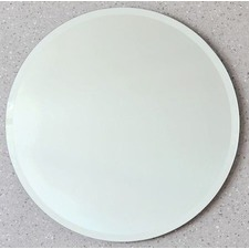 Contractor Round Series Bevel Edge Mirror