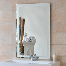 Contractor Renee Series Mirror with Hangers