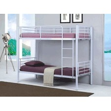 Seattle Single Metal Bunk