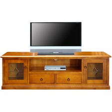 Chevy 190cm Low Line TV Stand