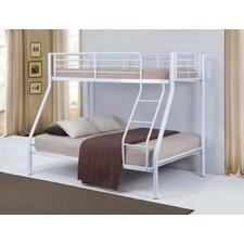 Duo Double Metal Bunk Bed