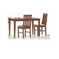 Norman 3 Piece Dining Setting in Antique Oak