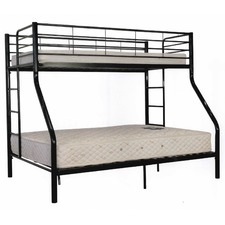 Billy Tri-Bunk Bed