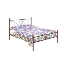 Sunset Metal Bed