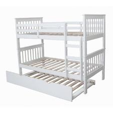 Monza Timber Bunk Bed