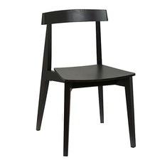 Black Masa Dining Chair (Set of 2)