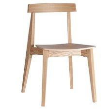 Natural Masa Dining Chair (Set of 2)