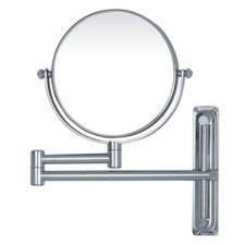 Magnifying Bathroom Swivel Arm Mirror