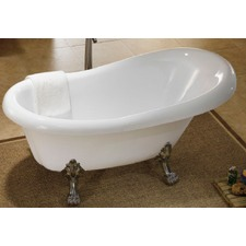 Lion Claw Foot 1700 Bath Tub