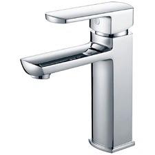 Silver Koko Fixed Basin Mixer