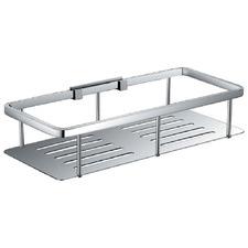 Chrome Koko Metal Shower Shelf