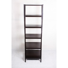 5 Tier Ladder Style Bookshelf
