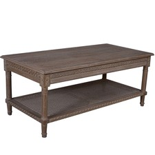 Coastline Coffee Table Oak Wash