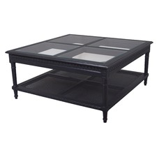 Black Santa Maria Coffee Table