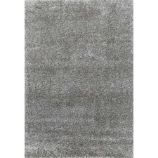 Austin Plush Dark Grey Shaggy Rug