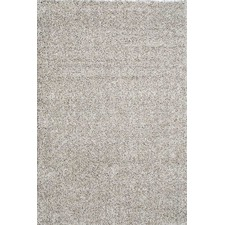 Austin Plush Latte Shaggy Rug