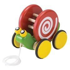 Pull Along Snail