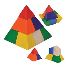 Pyramid Building Blocks