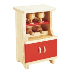 Wooden Cupboard Toy
