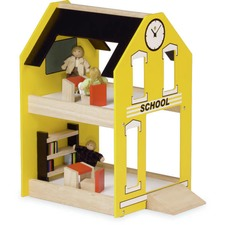 Wooden School Toy