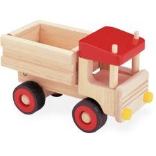 Wooden Dump Tuck Toy