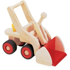 Wooden Loader Truck Toy